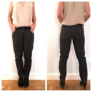 Helmut Lang Jeans - Helmut Lang Gray Skinny Jeans 🎈Ankle or Petite