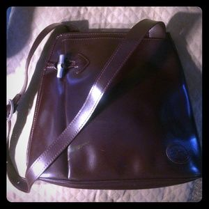 Authentic longchamp shoulder bag.