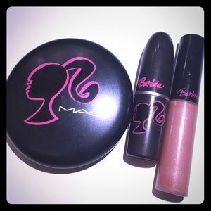 Used, Barbie MAC DUO! for sale