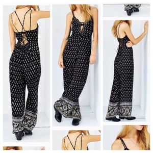 Urban Outfitters Ecote Romper Dress Pants