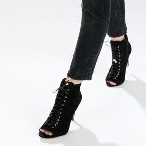 Zara Shoes - New with tag. EUR 38 US 7.5