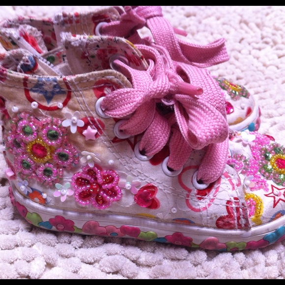 9a1d02eb496f lelli kelly Other - Lelli Kelly toddler shoes baby couture hand beaded
