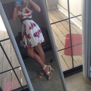 City Triangles Summer Dress