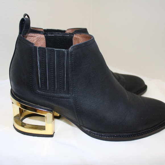 37% off Jeffrey Campbell Boots - SOLD! Jeffrey Campbell Gold ...