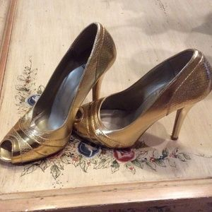 Bakers Gold night shoes 7.5M