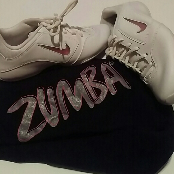 963ae69148d9b Nike Shoes - NIKE Zumba dance shoes