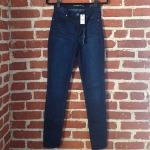 Express Legging High Rise Jeans
