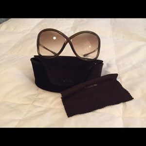Authentic Tom Ford sunglasses