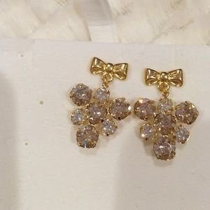 Lindsay Marie Jewelry - Statement Bow Earrings!