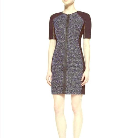 4e798d76fc3b9 Elie Tahari Dresses & Skirts - Elie Tahari Mila Tweed Short Sleeve Dress