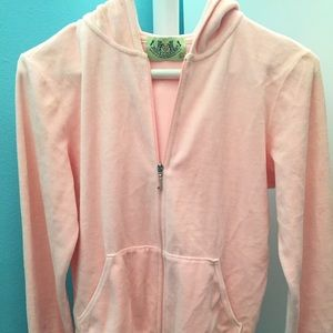 Juicy Couture Jacket Pink