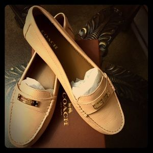 Coach Shoes - Authentic Brand New COACH Fredrica Loafer Flats!!!