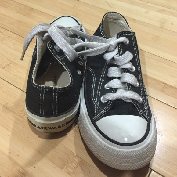 Poshmark Look ShoesBlack White Converse And Alikes Airwalk 7gyY6vbf