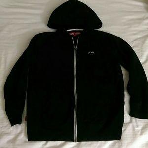 Boys Vans zip up hoodie