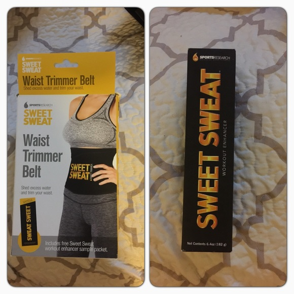 dc76b657c9 Waist Trimmer Belt and Sweet Sweat. M 553f48518599081001001611. Other  Accessories ...
