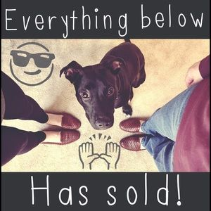 Other - Everything below has sold!!