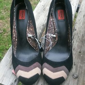 Missoni Shoes - Missoni For Target Suede Pumps NWT