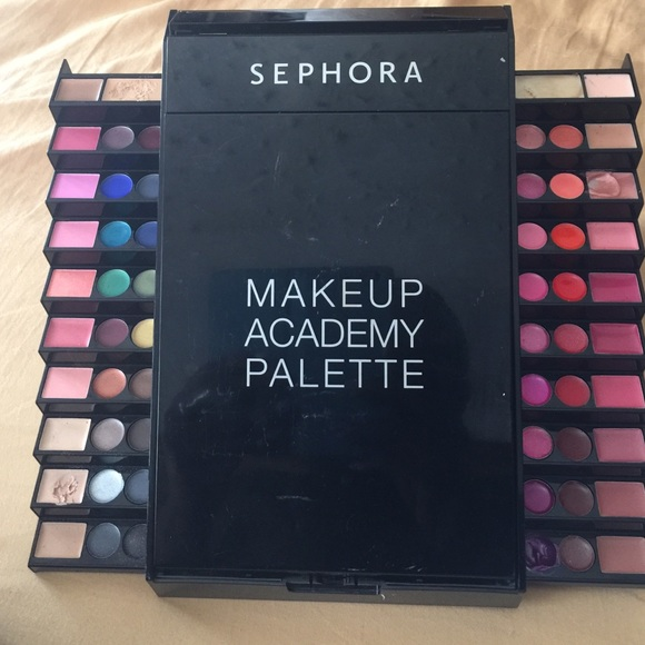 50% off Accessories - Sephora makeup academy palette from ...