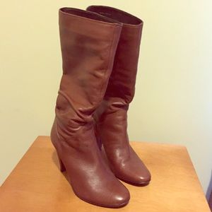 Aldo brown boots. Size 38