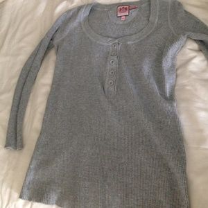 Grey Juicy Couture thermal
