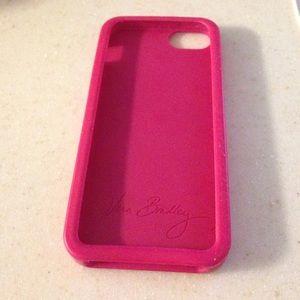 Vera Bradley Accessories - Vera Bradley Jelly Flower Case iPhone 5