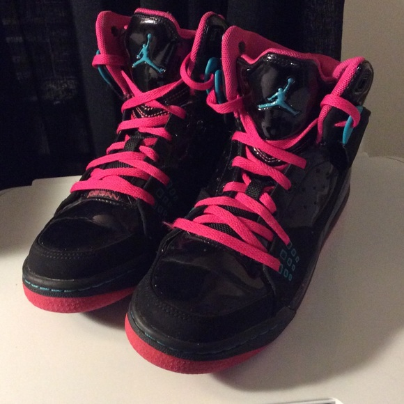 89b960c2650f95 Nike Air Jordan SC-1 (GS) Girls. Never used. M 554041a3afcd0e13cc003c24