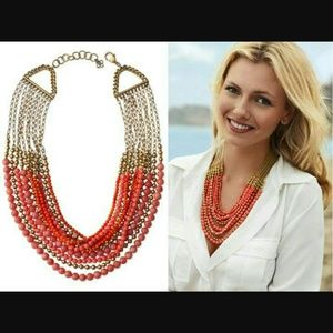 Stella and dot Palomino necklace