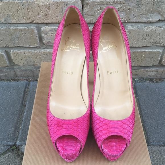 100% off Christian Louboutin Shoes - ???????????Christian ...