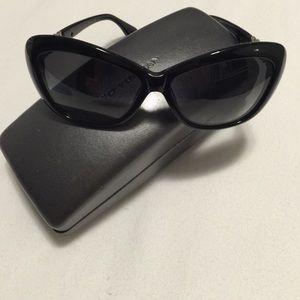 David yurman sunglasses black