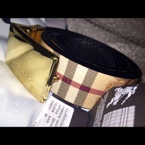 Burberry Accessories - Burberry Women's Belt