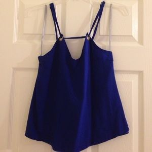 Blue Urban Outfitters Top
