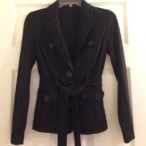 Black Jacket From Forever 21