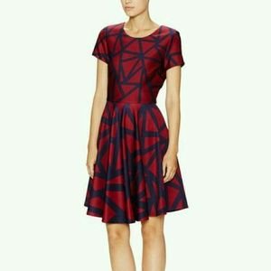 Ava & Aiden Dresses & Skirts - Fit & Flare Printed Dress