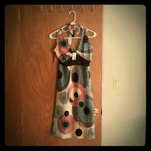 Dresses & Skirts - *NWT* Halter Dress.