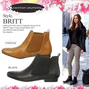 Chinese laundry 'Britt' bootie
