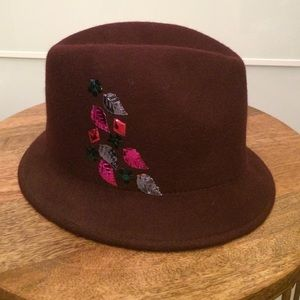 Accessories - Albertus Swanepoel Wool  Hat