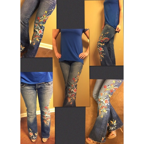 Off lucky brand denim awesome unique