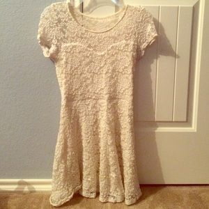 Wet Seal Lace Dress