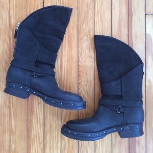elena iachi leather boots