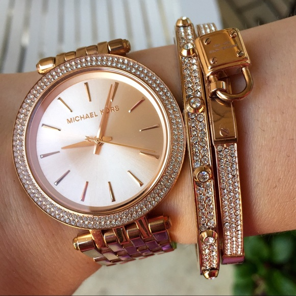 Buy rose gold michael kors jewelry OFF73 Discounted
