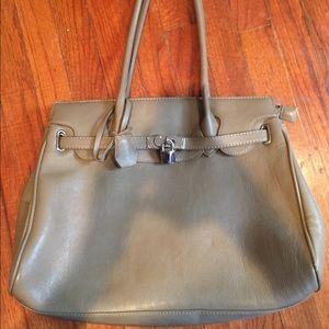 Handbags - Taupe bag