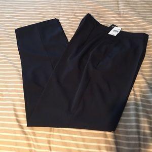 Basler Pants - NWT Navy Slacks from Basler