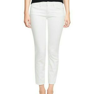 Tory Burch cropped skinny jean