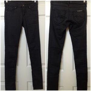 Parasuco Denim - Parasuco designer Black faded jeans