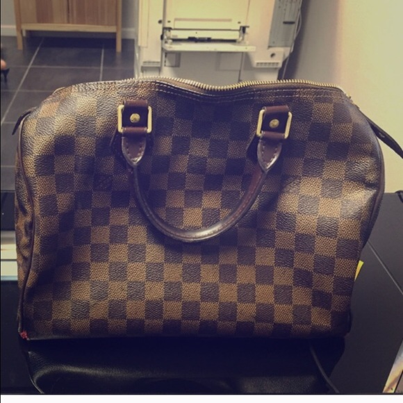 Louis Vuitton Handbags - Authentic Louie Speedy in need of some repairs 24ee79d57f7ac