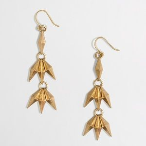 J.crew Dangle Dome Earrings
