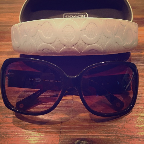 bfbfa1f1208d Coach Accessories | Odessa S822 Sunglasses | Poshmark