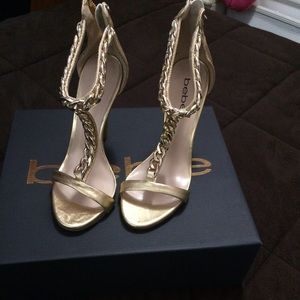 Make an offer New in box: Bebe heels