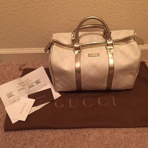 Gucci 'joy' medium Boston bag