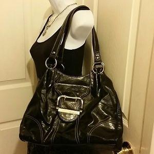 ❤Nicole by Nicole Miller Huge Hobo Shoulder Bag ❤